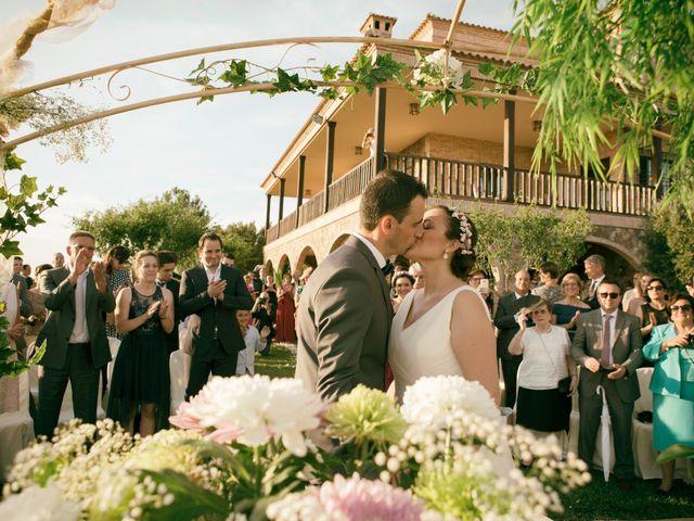 La boda de Irene y Tobias