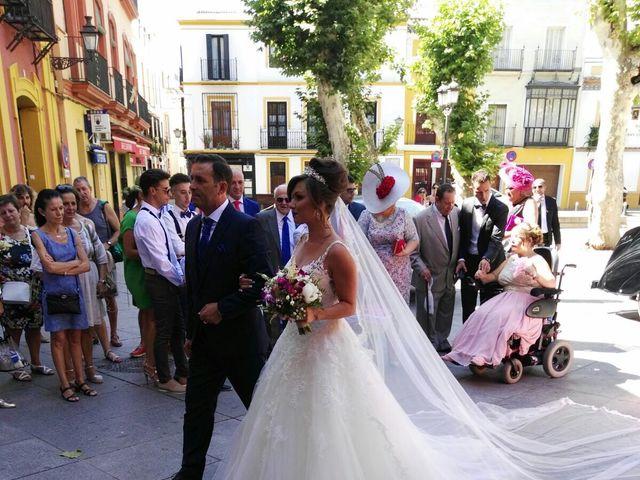 La boda de Alejandro  y Yuleyma  en Sevilla, Sevilla 8