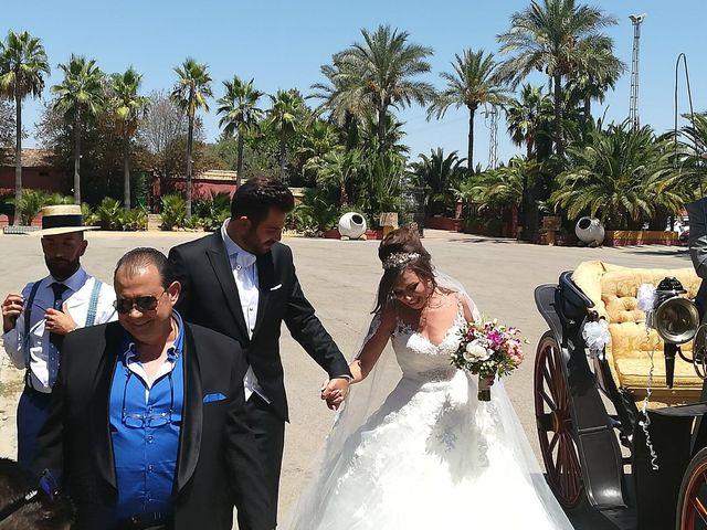 La boda de Alejandro  y Yuleyma  en Sevilla, Sevilla 10