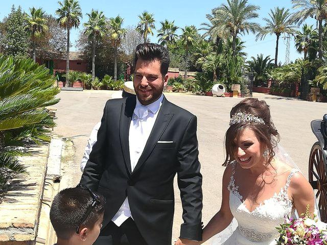 La boda de Alejandro  y Yuleyma  en Sevilla, Sevilla 11