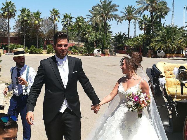 La boda de Alejandro  y Yuleyma  en Sevilla, Sevilla 12