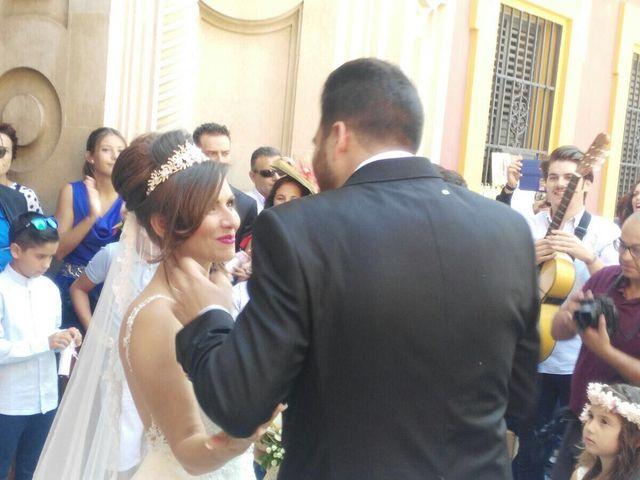 La boda de Alejandro  y Yuleyma  en Sevilla, Sevilla 13