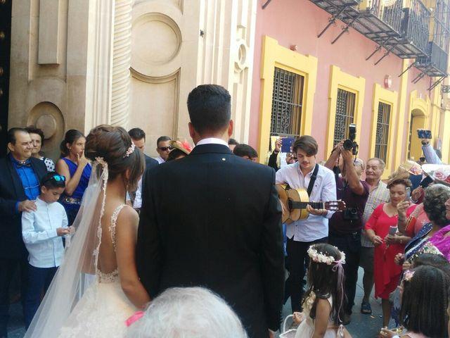 La boda de Alejandro  y Yuleyma  en Sevilla, Sevilla 17