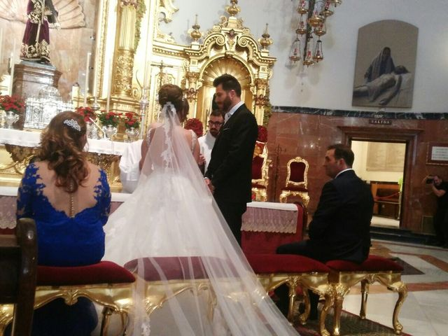 La boda de Alejandro  y Yuleyma  en Sevilla, Sevilla 18