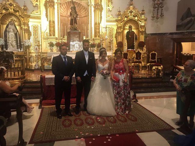 La boda de Alejandro  y Yuleyma  en Sevilla, Sevilla 20