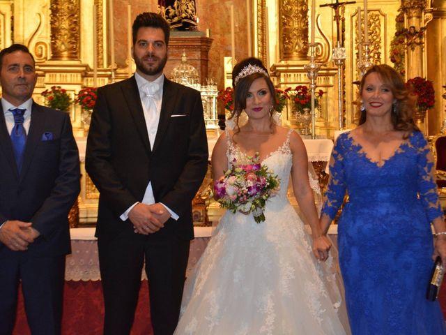 La boda de Alejandro  y Yuleyma  en Sevilla, Sevilla 21