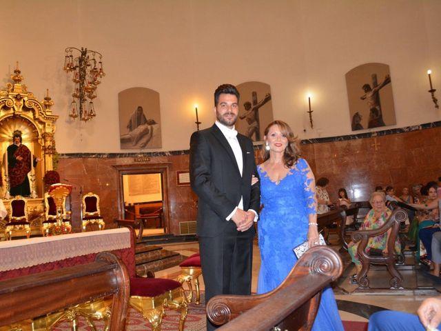 La boda de Alejandro  y Yuleyma  en Sevilla, Sevilla 22