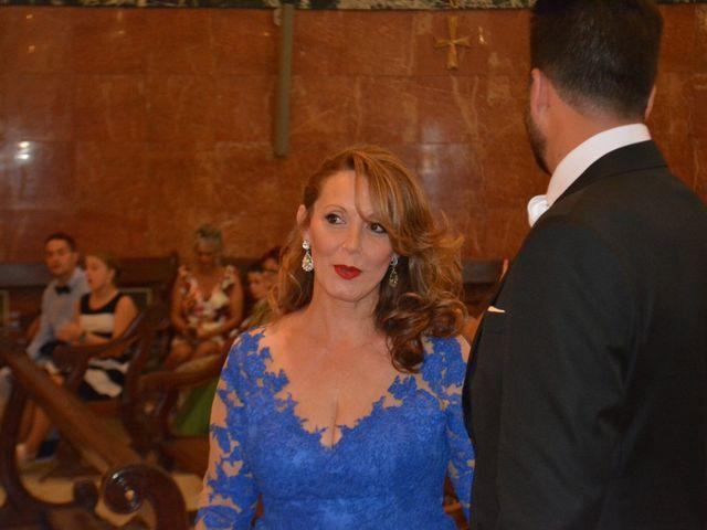 La boda de Alejandro  y Yuleyma  en Sevilla, Sevilla 23