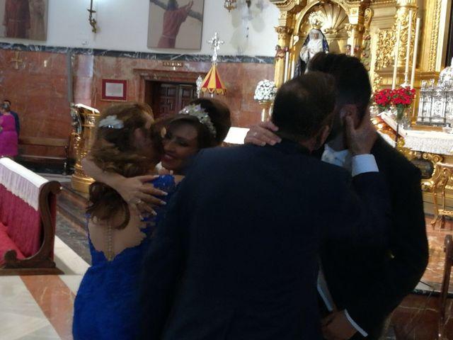 La boda de Alejandro  y Yuleyma  en Sevilla, Sevilla 25
