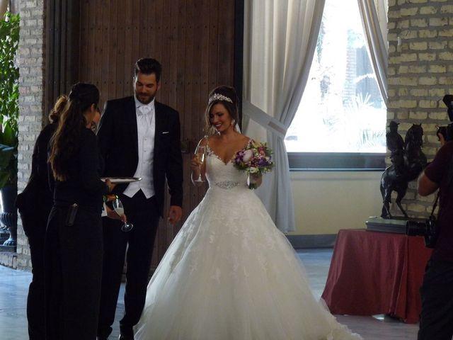 La boda de Alejandro  y Yuleyma  en Sevilla, Sevilla 26