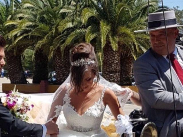 La boda de Alejandro  y Yuleyma  en Sevilla, Sevilla 27
