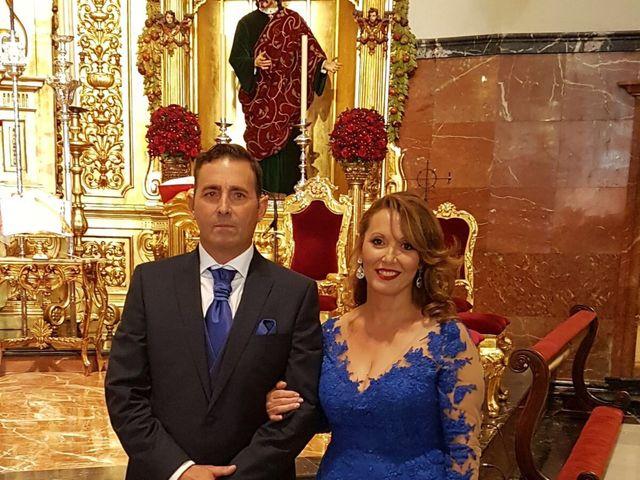 La boda de Alejandro  y Yuleyma  en Sevilla, Sevilla 28