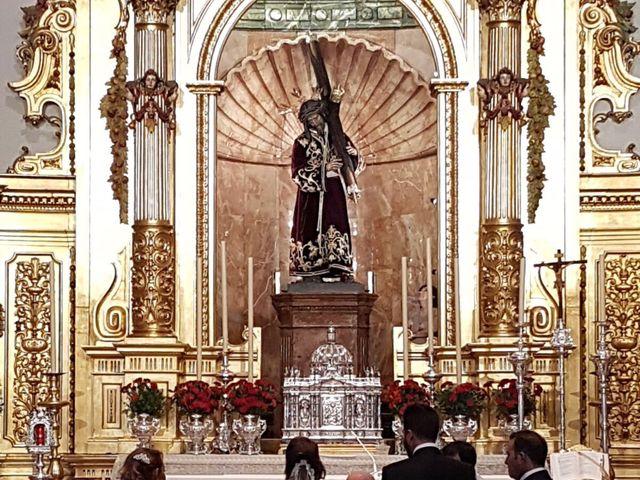 La boda de Alejandro  y Yuleyma  en Sevilla, Sevilla 29
