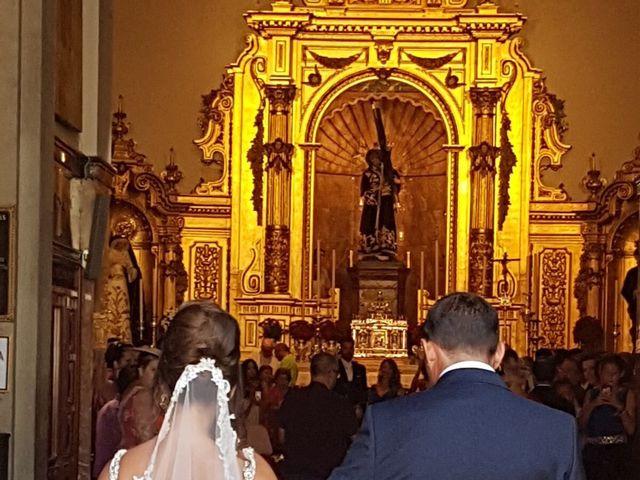 La boda de Alejandro  y Yuleyma  en Sevilla, Sevilla 2