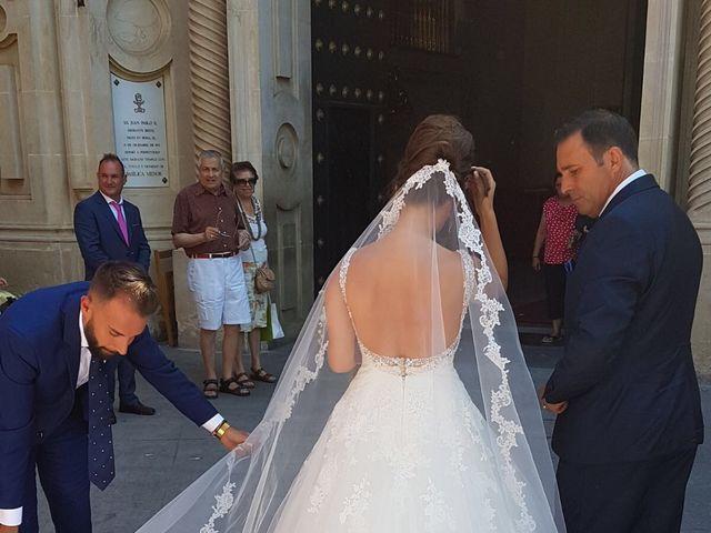 La boda de Alejandro  y Yuleyma  en Sevilla, Sevilla 31