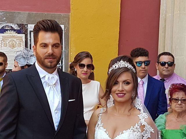 La boda de Alejandro  y Yuleyma  en Sevilla, Sevilla 34
