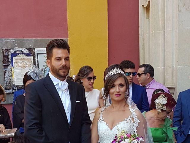 La boda de Alejandro  y Yuleyma  en Sevilla, Sevilla 35