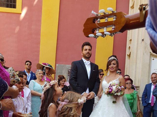 La boda de Alejandro  y Yuleyma  en Sevilla, Sevilla 36