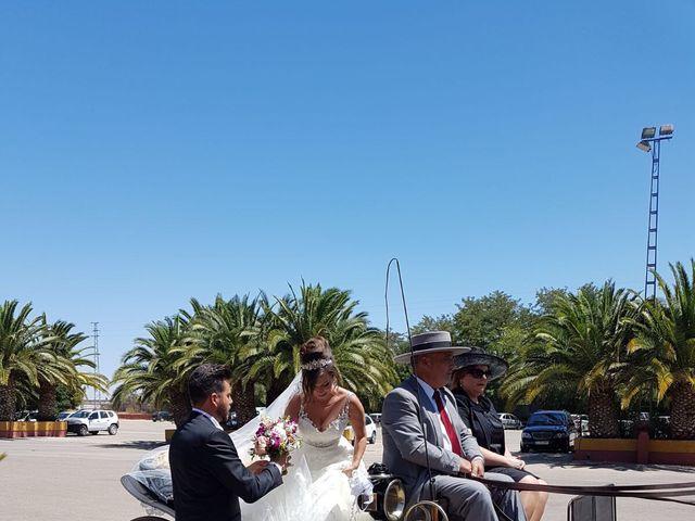 La boda de Alejandro  y Yuleyma  en Sevilla, Sevilla 44