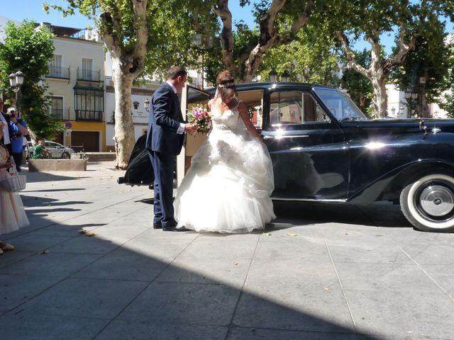 La boda de Alejandro  y Yuleyma  en Sevilla, Sevilla 46
