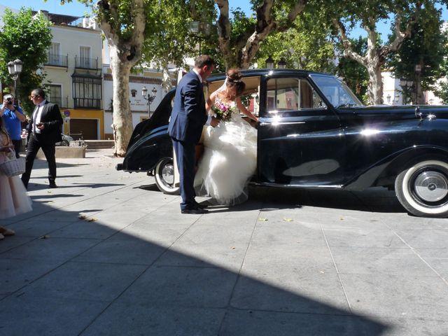 La boda de Alejandro  y Yuleyma  en Sevilla, Sevilla 47