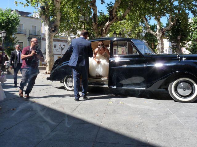 La boda de Alejandro  y Yuleyma  en Sevilla, Sevilla 48