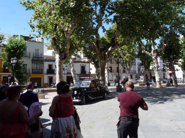 La boda de Alejandro  y Yuleyma  en Sevilla, Sevilla 50
