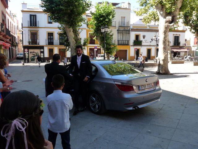 La boda de Alejandro  y Yuleyma  en Sevilla, Sevilla 51