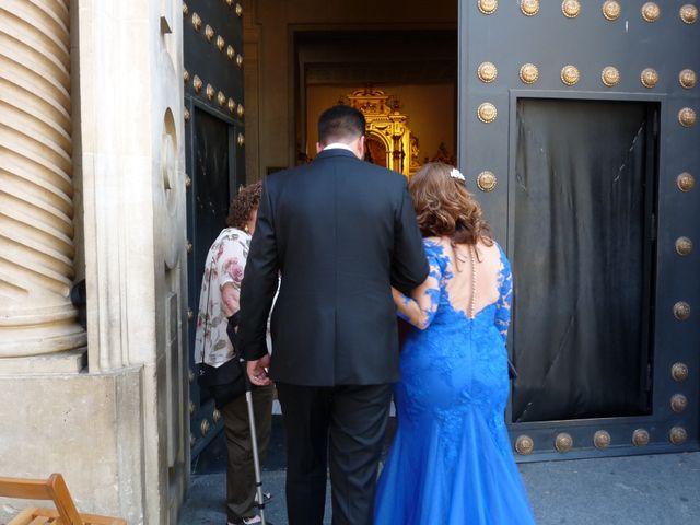 La boda de Alejandro  y Yuleyma  en Sevilla, Sevilla 52