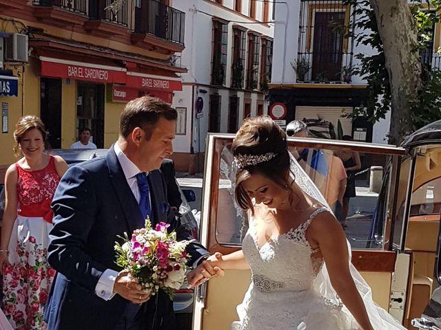 La boda de Alejandro  y Yuleyma  en Sevilla, Sevilla 55
