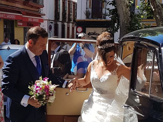 La boda de Alejandro  y Yuleyma  en Sevilla, Sevilla 56