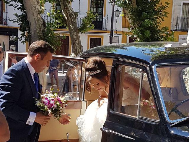 La boda de Alejandro  y Yuleyma  en Sevilla, Sevilla 57