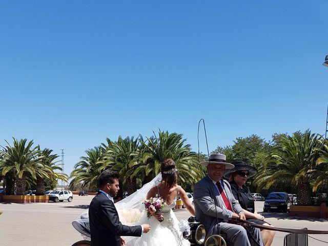La boda de Alejandro  y Yuleyma  en Sevilla, Sevilla 64