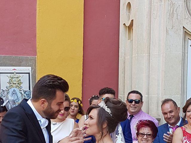 La boda de Alejandro  y Yuleyma  en Sevilla, Sevilla 67