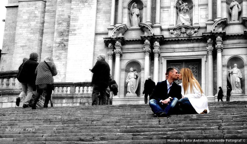 La boda de Dani y Vanessa en Santa Coloma De Farners, Girona