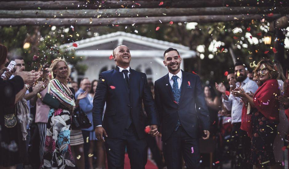 La boda de Jonay y Johan  en Las Palmas De Gran Canaria, Las Palmas