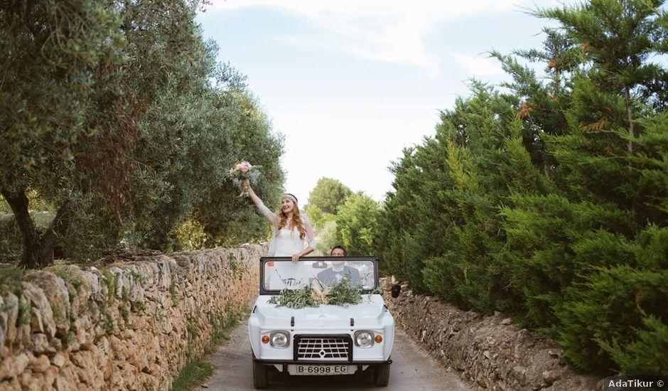 La boda de Ion y Vanessa en Sant Pere De Ribes, Barcelona