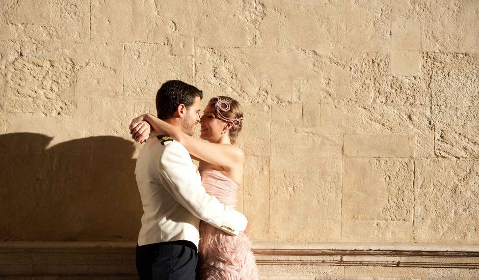 La boda de Kino y Aurora en Sevilla, Sevilla