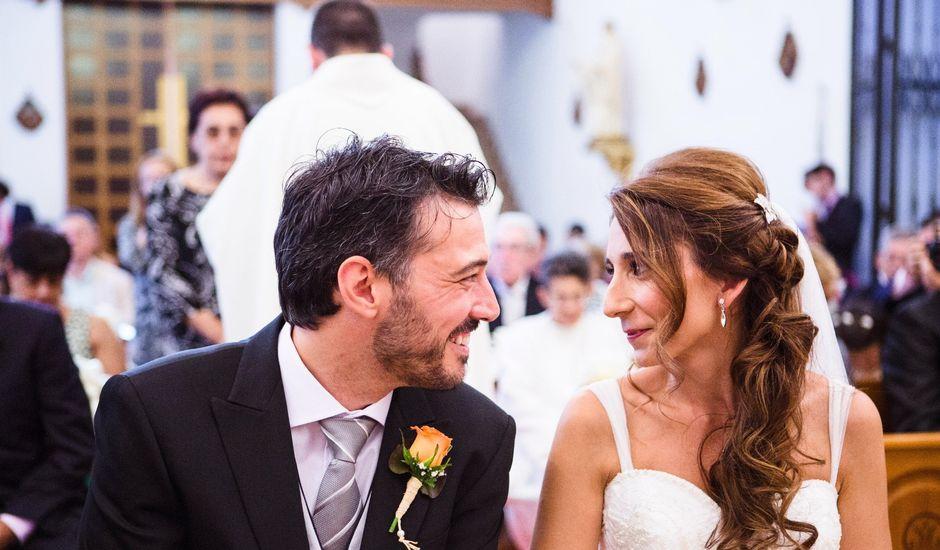 La boda de Pablo y Lola en Aranjuez, Madrid