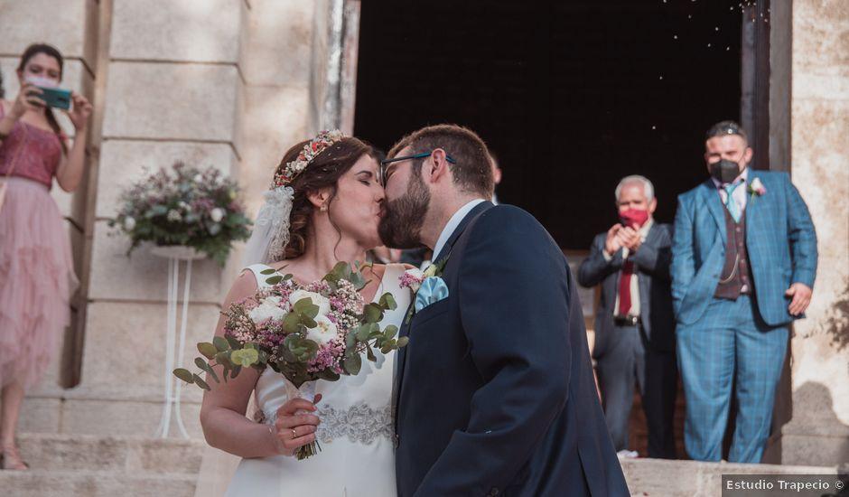 La boda de Ignacio y Alba en Tarancon, Cuenca