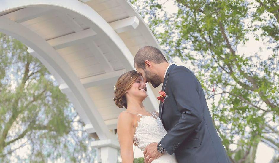 La boda de Javier y Laura en Mont-roig Del Camp, Tarragona