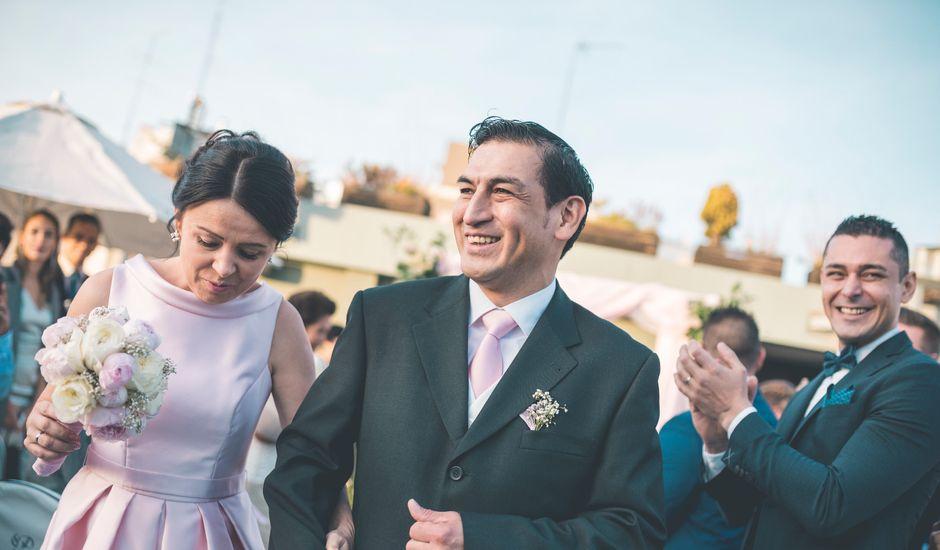 La boda de Mauricio y Larisa en Madrid, Madrid