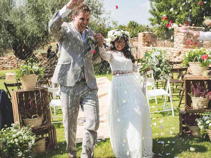 La boda de Leire y Borja