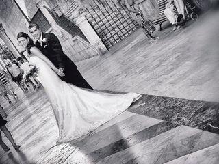 La boda de Pablo y Cinthia