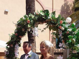 La boda de Lorena y Tony 2