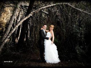 La boda de Lorena y Tony