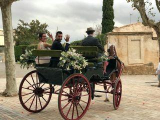 La boda de Irina y Eric