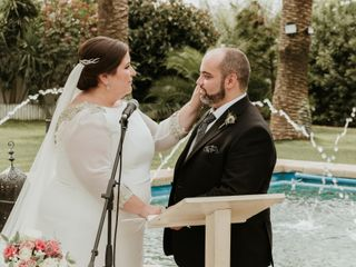 La boda de Celia y Jesús