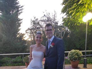 La boda de Georgina y Jacint 1