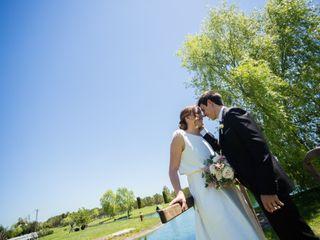 La boda de Laia y Carles